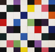 Ellsworth Kelly . MOMA . New York . USA