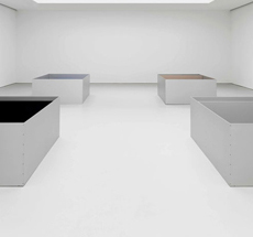 Donald Judd David Zwiner New York USA