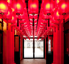 Buddha Bar Hotel Paris . France