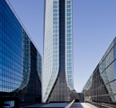 CMA CGM Headquarters . Zaha Hadid Architects . Marseille . France