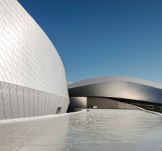 The Blue Planet Aquarium . 3xn . Kastrup . Denmark