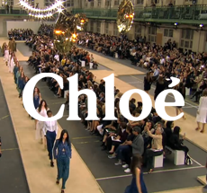Chloè . fashion show spring summer 2014