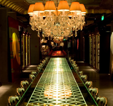 LAN Club . Philippe Starck . Beijing . China
