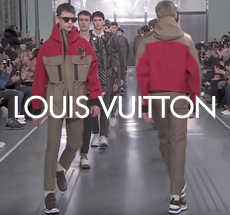 Louis Vuitton fashion show fall winter 2015
