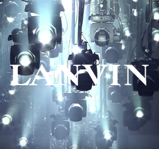 Lanvin woman fall winter 2015 fashion show
