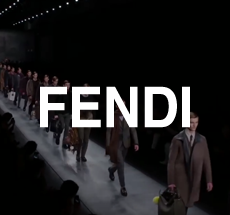 Fendi man fall winter 2015 fashion show