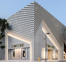 Tom Ford . Miami Design District