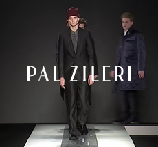 Pal Zileri . man catwalk fall winter 2016