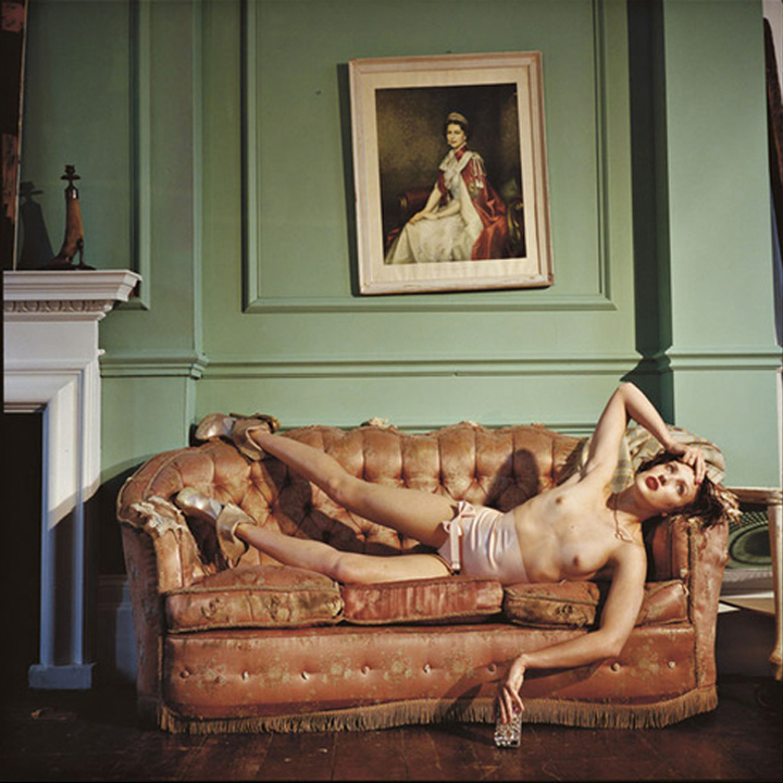 Bettina Rheims . Maison Europèenne . Paris