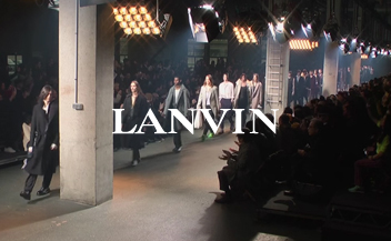Lanvin . man fall winter 2016