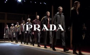 Prada . man catwalk fall winter 2016